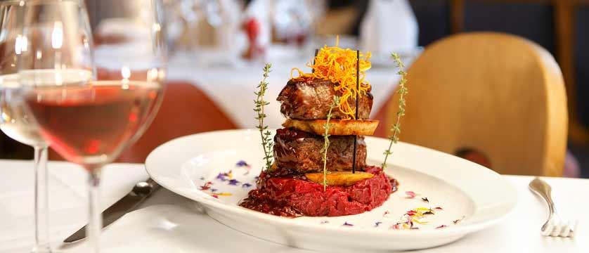 Hotel zum Hirschen, Zell am See, Austria - An example of cuisine.jpg